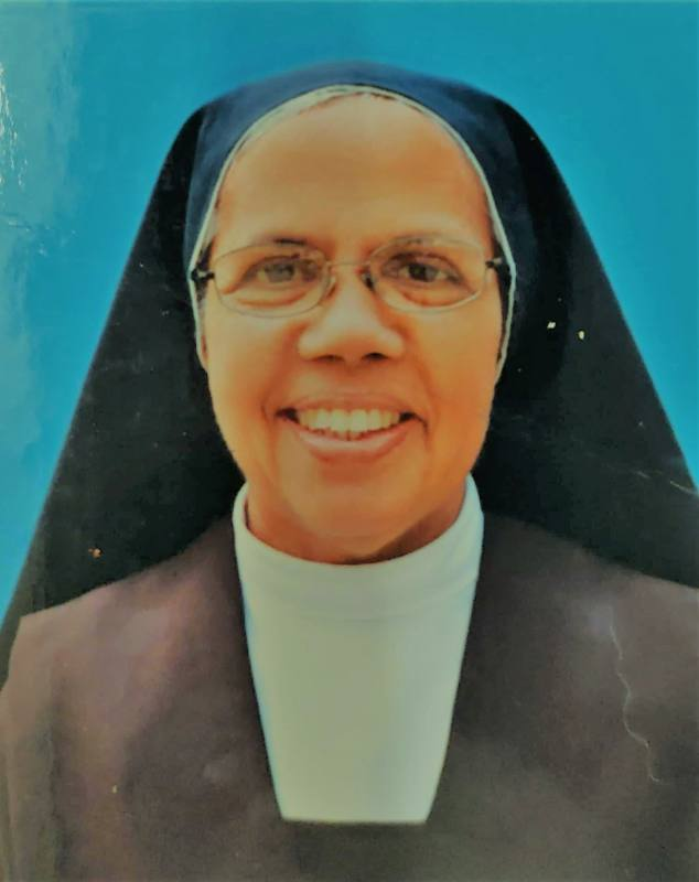 Rev. Sr. Margaret Rose CSST