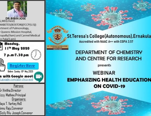 Webinar on Emphasizing Health Education On Covid-19