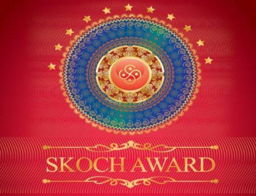 UBA panchayath Kunnukara wins Silver award in Skochh