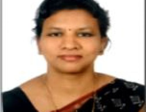Congratulations to Dr. Anu Joseph, Associate professor-Department Of Homescience