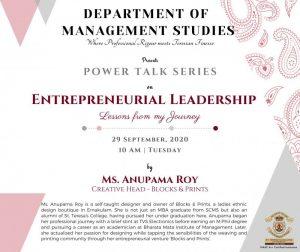 Entrepreneurial-Leadership-talk-series