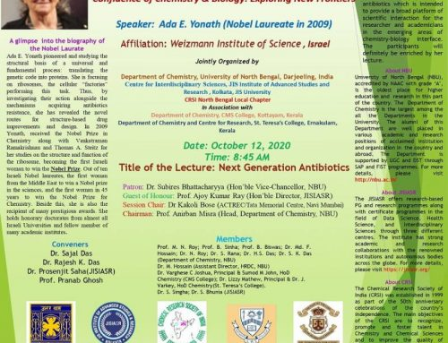 Confluence of Chemistry and Biology: Exploring New Frontiers