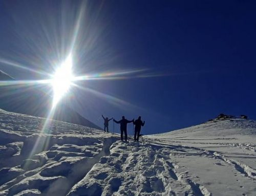 A WEBINAR ON ADVENTURE AND MOUNTAINEERING
