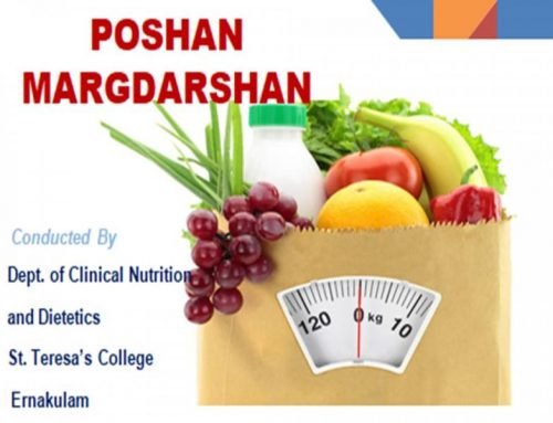 """Poshan Margdarshan """