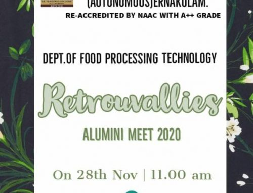 Retrouvallies – Alumni meet 2020