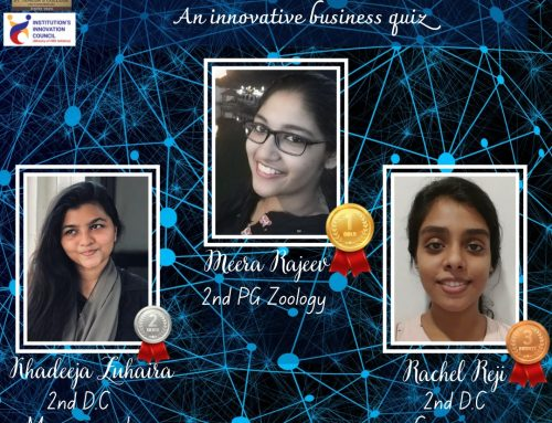MIND YOUR BUSINESS- Quiz Competition by IIC
