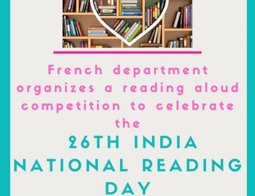 French Reading Competition 2021