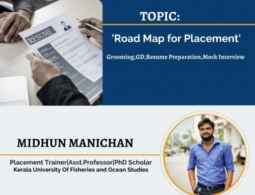 Pre-Placement Talk conducted by BSc.Computer Applications (Triple Main) and B.VoC SWD